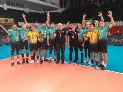«Университет» занял третье место в Кубке Победы, уступив «Грозному» со счётом 1:3 («Алтайский спорт»)