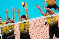 «Универ» одержал волевую победу над челябинским «Динамо»