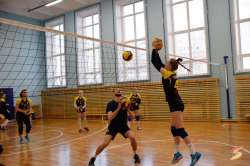 «Университет» провёл мастер-класс для воспитанниц краевого центра физического развития «Спортивная инициатива»