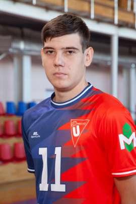 Артём Милёшин
