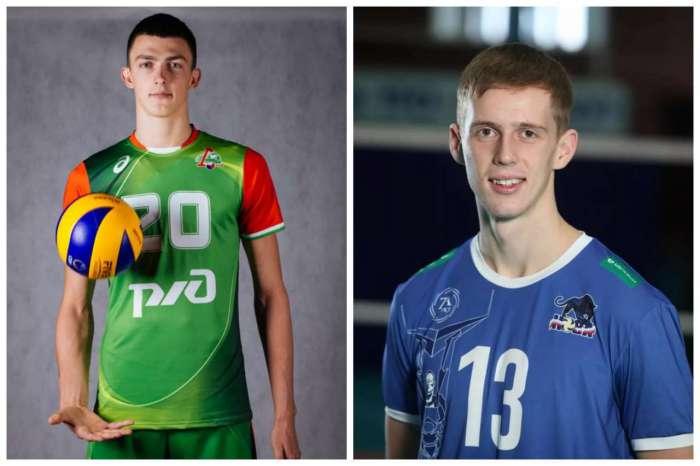 Два алтайских волейболиста попали в расширенный состав сборной России!