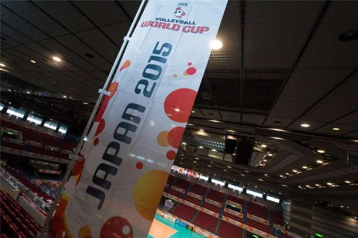 Российские волейболисты начали Кубок мира с победы над Венесуэлой