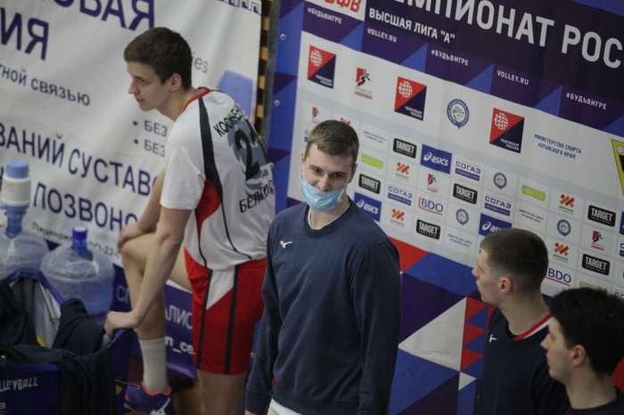 Всероссийская федерация волейбола провела совещание с клубами мужской Высшей лиги «А»