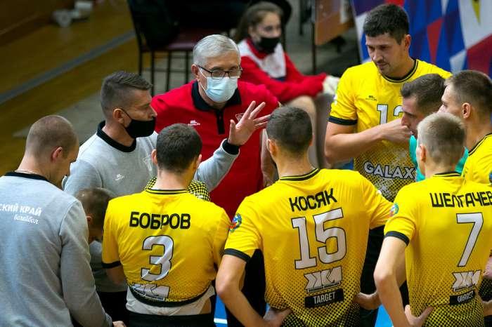 Главный тренер «Университета» Иван Воронков: «Надеюсь, все будет хорошо» («Алтайская правда»)