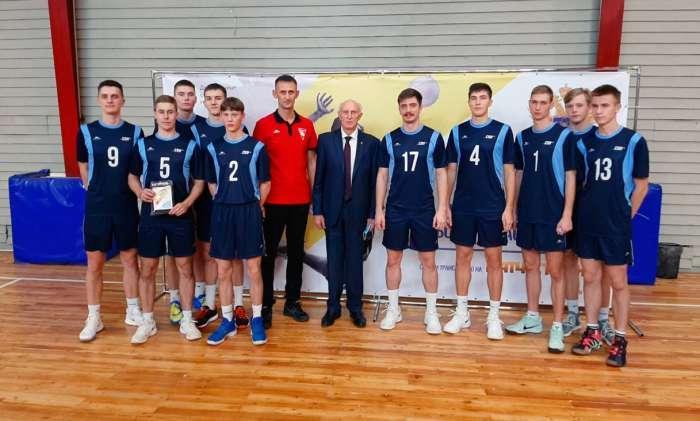 Мужская команда Алтайского госуниверситета заняла четвёртое место в финале Кубка СВА