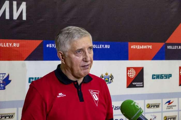 Иван Воронков: «С тюменцами у нас всегда тяжёлые матчи»