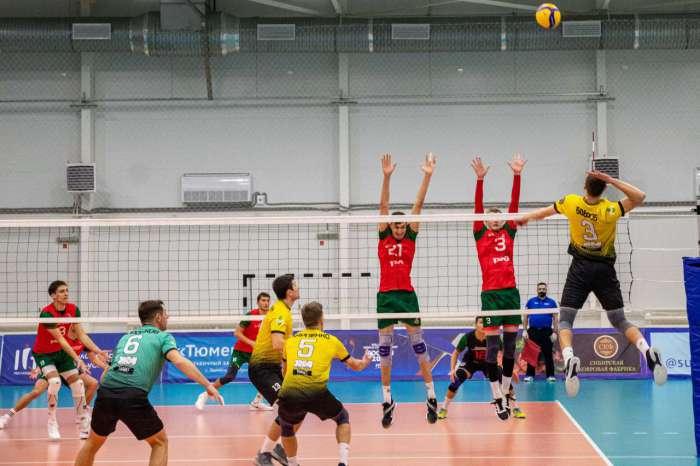 Фотографии матчей «Университета» в тюменском туре (4-5.12.2020)