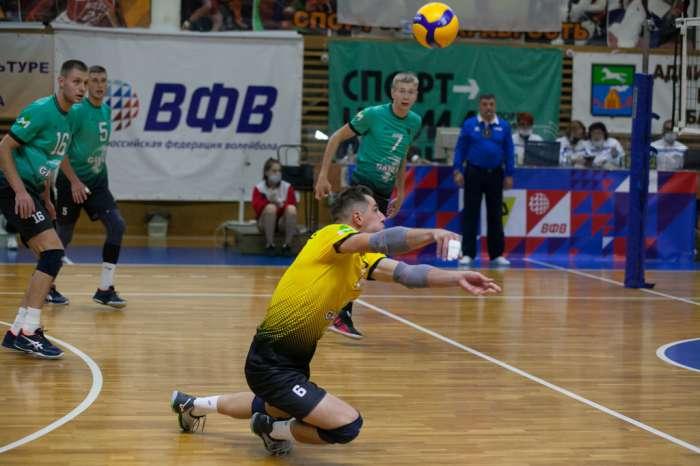 «Универ» проиграл в четырёх партиях казанской «Академии»