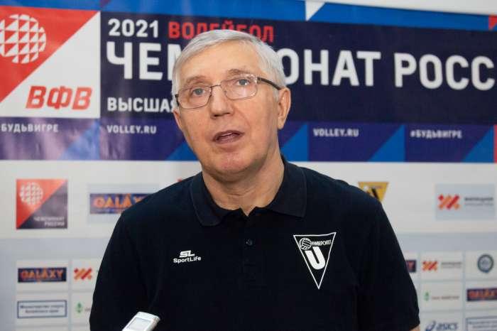 Комментарии к матчу «Грозный» – «Университет» (0:3)