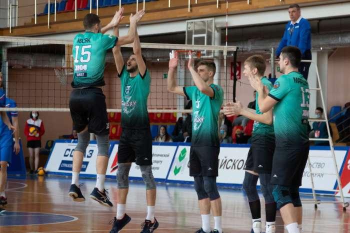 Как волейболисты «Университета» готовятся к новому сезону (ВИДЕО)
