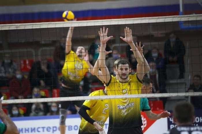 «Университет» стартовал в чемпионате России среди команд Высшей лиги «А» с поражения от «Новы» - 0:3