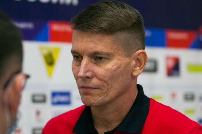 Старший тренер и капитан прокомментировали игры «Университета» в первом туре чемпионата России