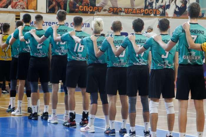 Волейболисты «Университета» на выезде уступили челябинскому «Динамо» - 1:3