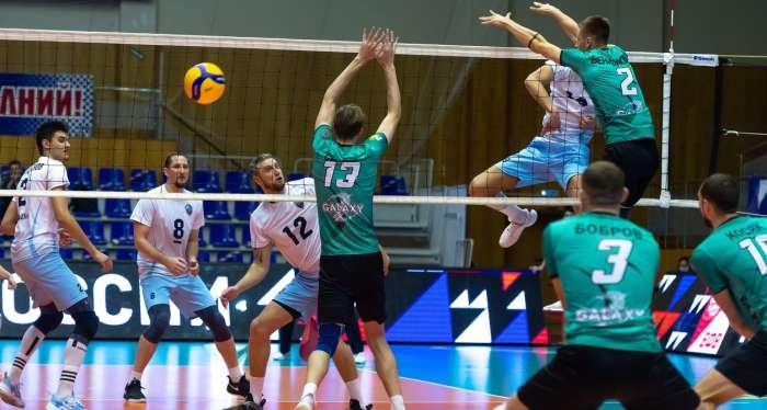 В повторном поединке «Университет» уступил челябинскому «Динамо» - 0:3